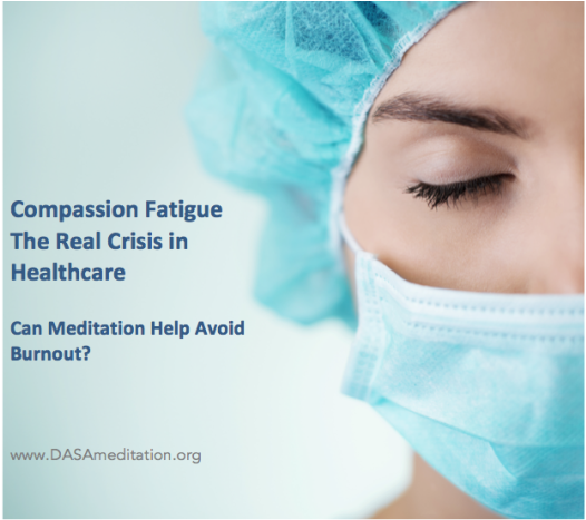Compassion Fatigue, the Real Crisis in Healthcare